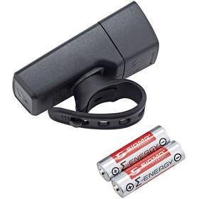 SIGMA SPORT Aura 25 - Luces para bicicleta - negro/transparente